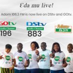 Adom FM launch on GOtv and DStv