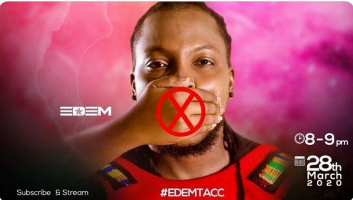 Ghanaian Hiplife Artiste, Ayigbe Edem