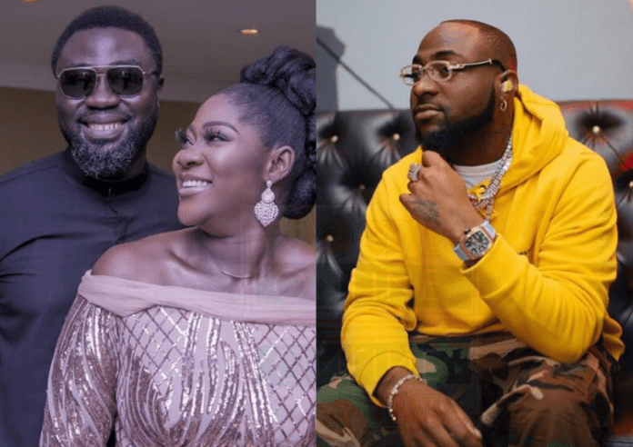 Mercy Johnson's husband drags Davido to court