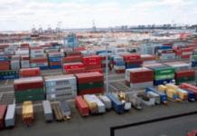 Ghana's port