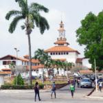 University of Ghana campus, Legon
