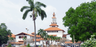 University of Ghana campus, Legon