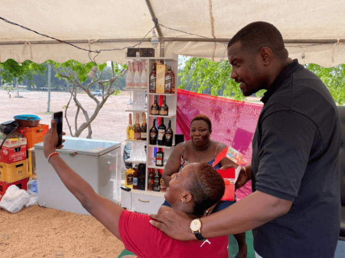 John Dumelo: Ayawaso West Constituents to receive free hand sanitisers over coronavirus
