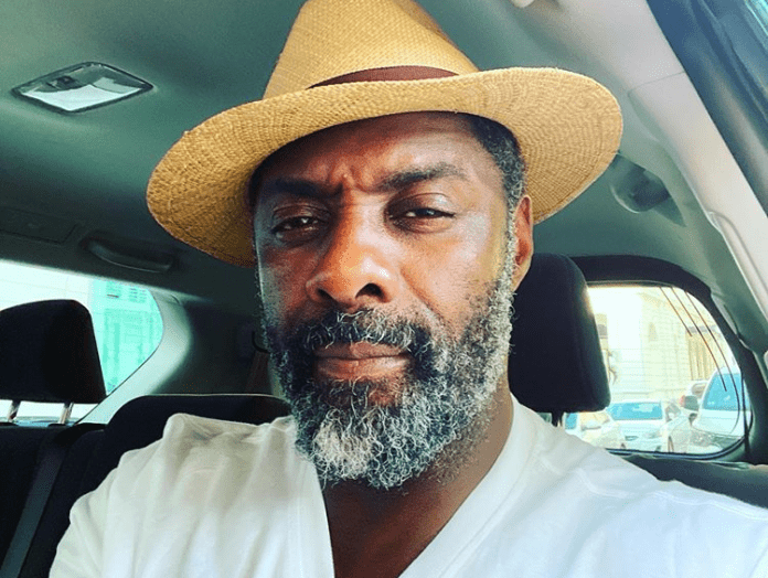 Idris Elba has tested positive for coronavirus