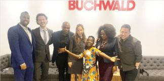 Buchwald signs DJ Switch