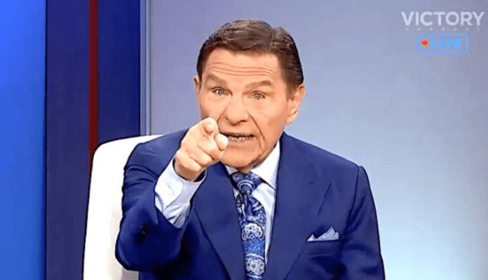 American Televangelist, Kenneth Copeland