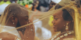 Davido weds Chioma in latest One Milli music video