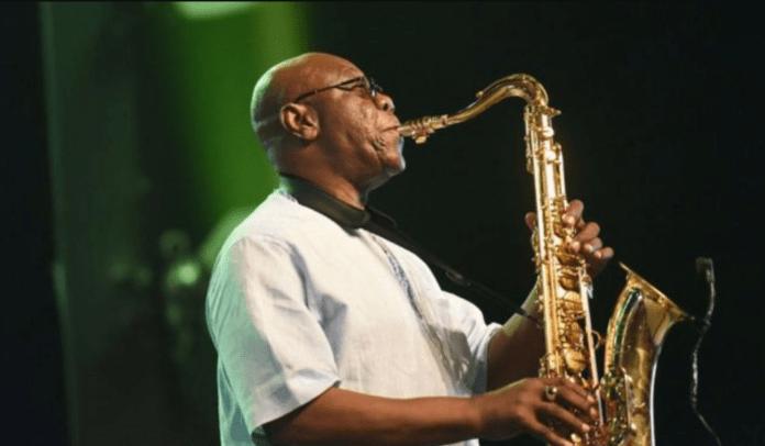 The African saxophone legend Manu Dibango has died in Paris after catching coronavirus.