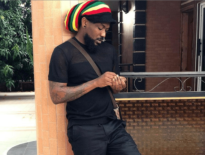 Reggae/Dancehall musician Samini | Photo: @samini_dagaati / Instagram
