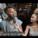 L-R: Wanlov and his sister, Sister Derby