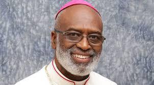 Archbishop Charles Palmer-Buckle of the Roman Catholic Church Ghana