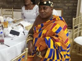 Nana Osei Boansi Kuffour, Obour's dad