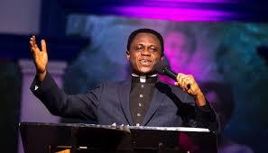 Apostle Eric Nyamekye, Chairman of the Pentecost Church Ghana