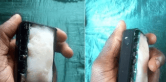 Man buys power bank, gets home and sees 'fufu' inside