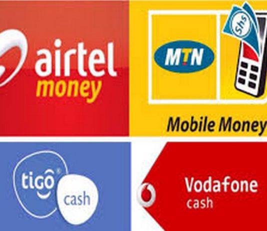 Mobile Network Operators offering mobile money services