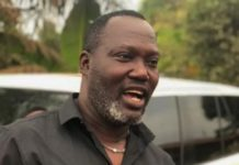 Bishop Bernard Nyarko Kumawood actor