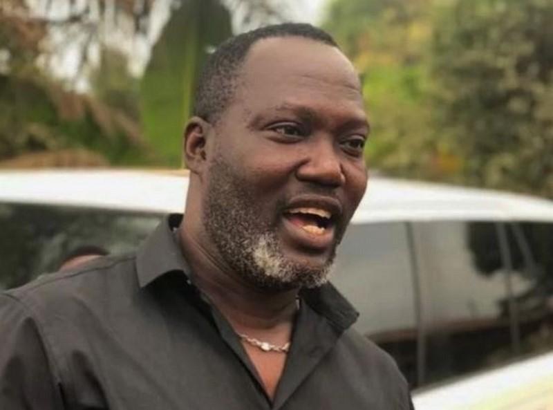 Bishop Bernard Nyarko Kumawood actor