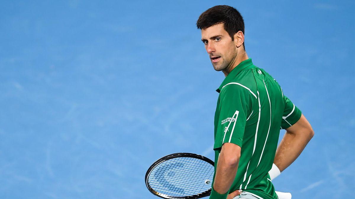 Novak Djokovic Tests Positive For Covid 19 Adomonline Com
