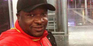 Charles Kwadwo Ntim, owner and bankroller of Techiman City