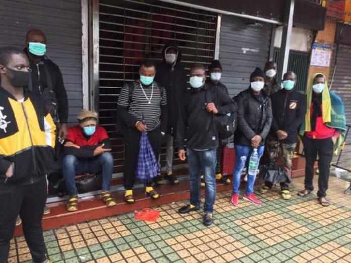 coronavirus eviction
