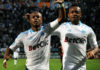 Andre Ayew and Jordan Ayew at Marseille
