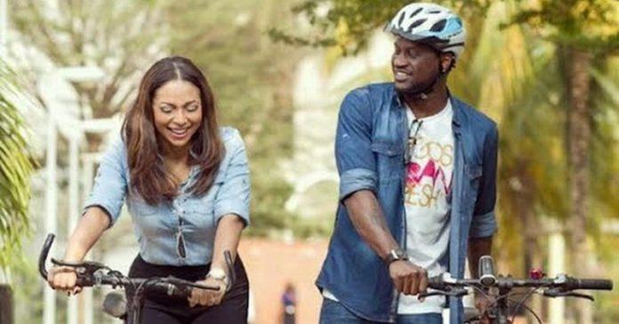 Peter and Lola Okoye