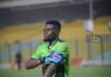 Legon Cities goalkeeper Fatau Dauda