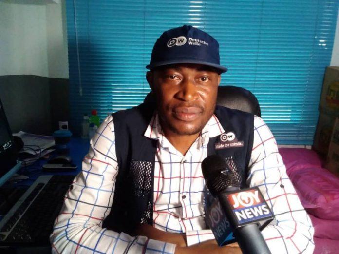 General Manager of Kumasi-based Zuria FM Yussif Abdul Ganiyu