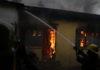 Fire outbreak near Multimedia Group