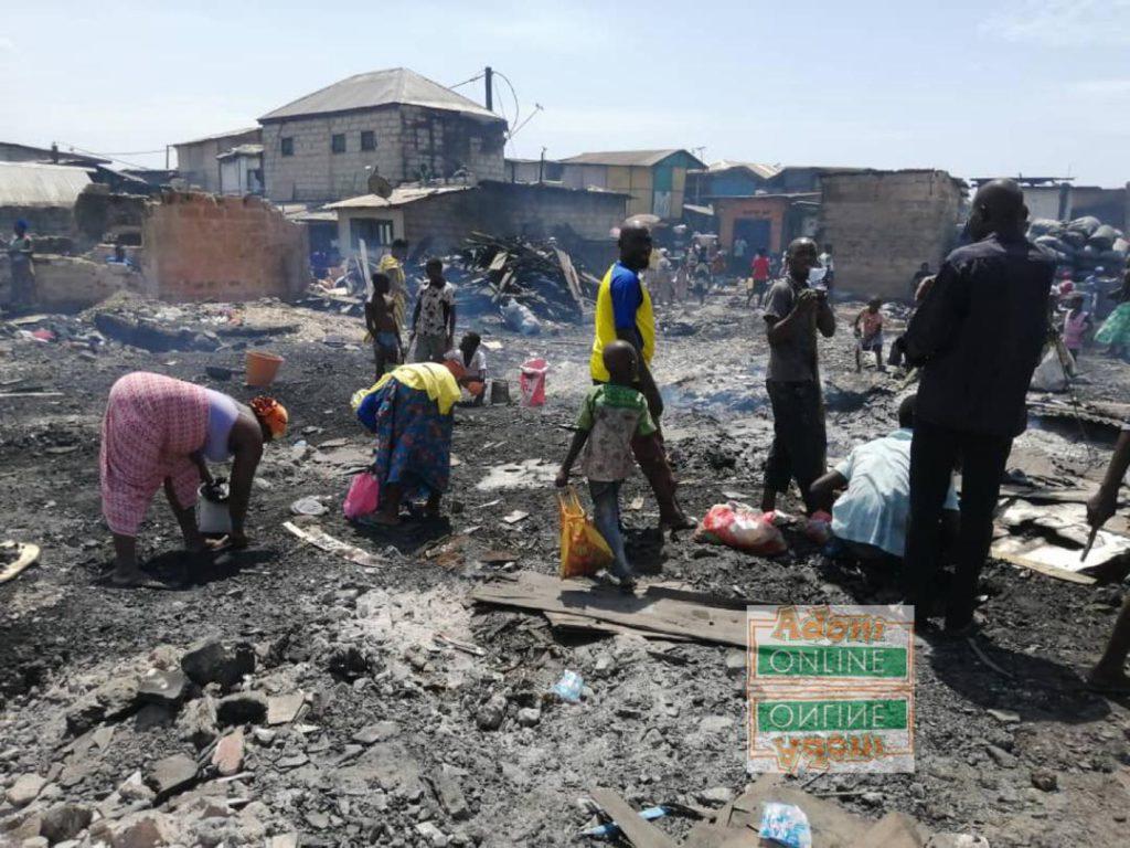 Old Fadama is an urban slum area home to a lot of scrap dealers