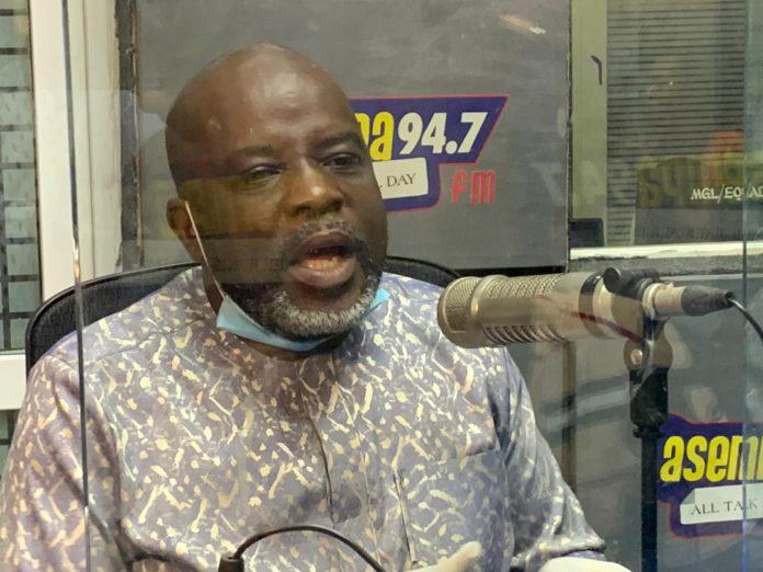 Wilfred Osei Kweku Palmer