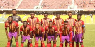 Hearts of Oak players