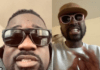 L-R: Sarkodie and Asem