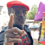 Reggie Rockstone's reply to fan trolling him for living in his father's house