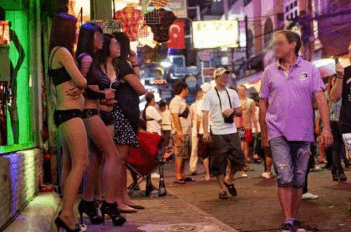Japan is offering sex workers financial aid amid coronavirus pandemic