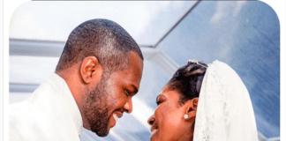 Stephanie Okereke and her husband