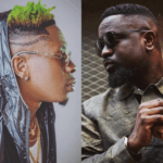 File Photo: L-R: Shatta Wale and Sarkodie