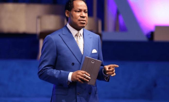 Pastor Chris