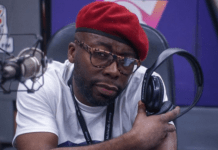 Host of Daybreak Hitz on Hitz FM, Andy Dosty
