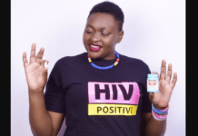 Doreen Moraa was celebrating 20 years of living with HIV