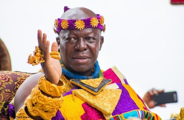 Otumfou Osei Tutu II