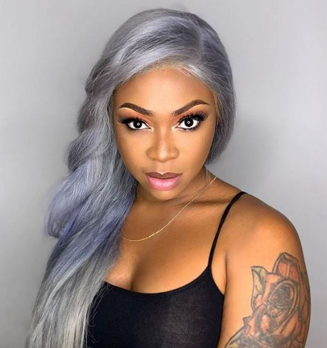 Fans drool as Michy goes topless in latest photo 6