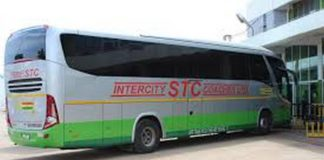 State Transport Company (STC) Bus
