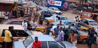 Taxi Drivers in Accra