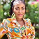 Meet Princess Fathia, beautiful granddaughter of Kwame Nkruamh