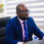 PresidePresident of Ghana Football Association (GFA), Kurt Okrakunt of Ghana Football Association (GFA), Kurt Okrau