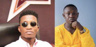 L-R: Kofi Kinaata & Saddick Assah
