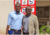 CK Akonnor and assistant David Duncan