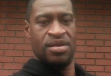 George Floyd black man killed by police officers