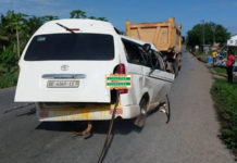 3 dead in Nsawam Adoagyiri accident